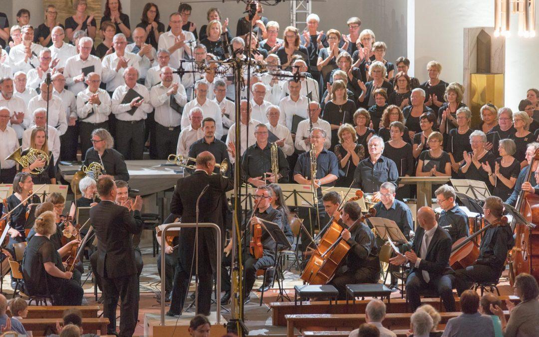 150 Jahre Katholische Kirchenmusik in Aalen – 150 Jahre Chor der Salvatorkirche