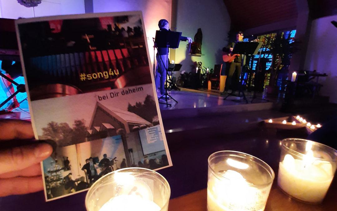 #song4u – Bei dir daheim